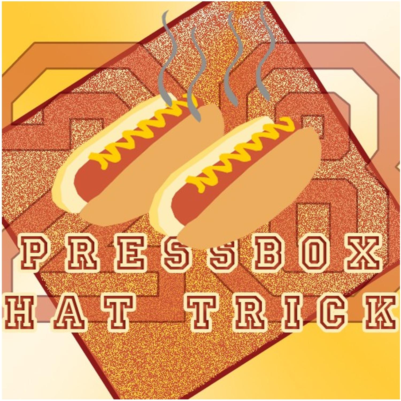 Pressbox Hat Trick