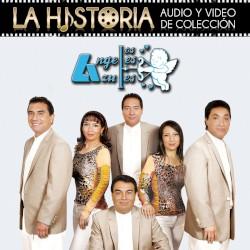 Los Ángeles Azules - Amor secreto