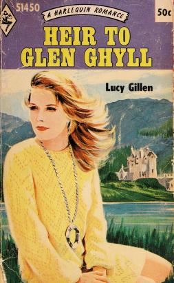 Cover of: Heir to Glen Ghyll | Lucy Gillen